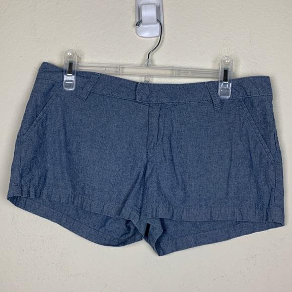 Volcom Pants - Volcom- Blue Shorts size 9